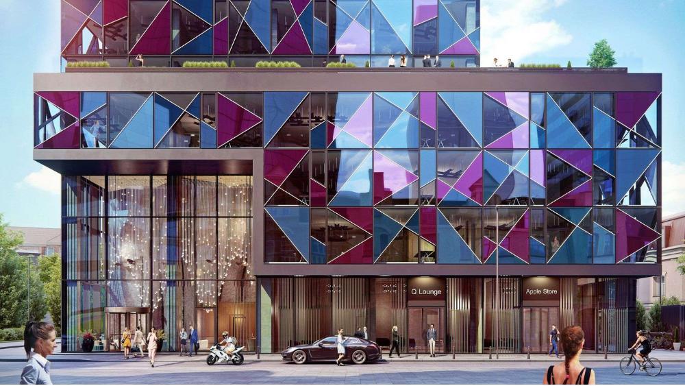 Эскизы Skyon, созданные архитекторами KOKO: Авторы фото: Capital Mill и архитекторы KOKO.